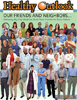 <strong>Magazine/Flyer Photography</strong><br /> This is another example of a advertising magazine that involved photographing and creating a collage of 40 some of the surgical staff and support at Mendocino Coast District Hospital.